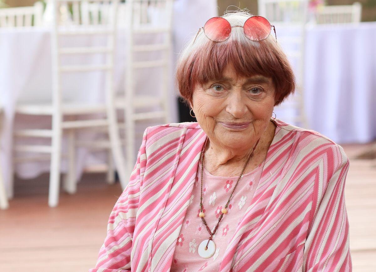 Agnès Varda. Photo by JB Lacroix/ WireImage.