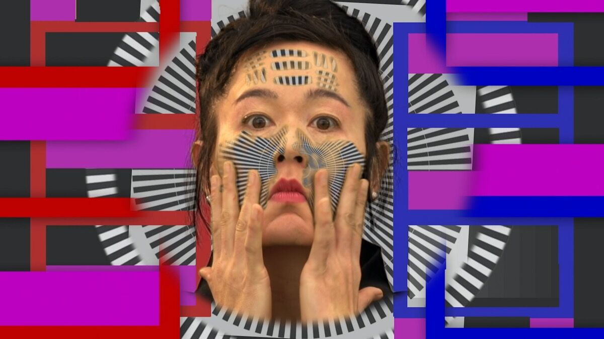 Hito Steyerl, still from How Not to Be Seen: A Fucking Didactic Educational .MOV File, 2013. Courtesy of the artist; Andrew Kreps Gallery, New York; and Esther Schipper, Berlin.