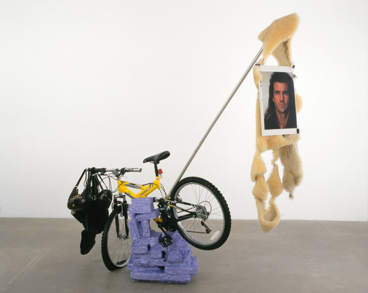Rachel Harrison, Huffy Howler, 2004. Collection Walker Art Center, Minneapolis T. B. Walker Acquisition Fund, 2008. © David Levene 2015: 44; Courtesy of the artist and Greene Naftali, New York. Photo by Jean Vong. Courtesy of Prestel Publishing.