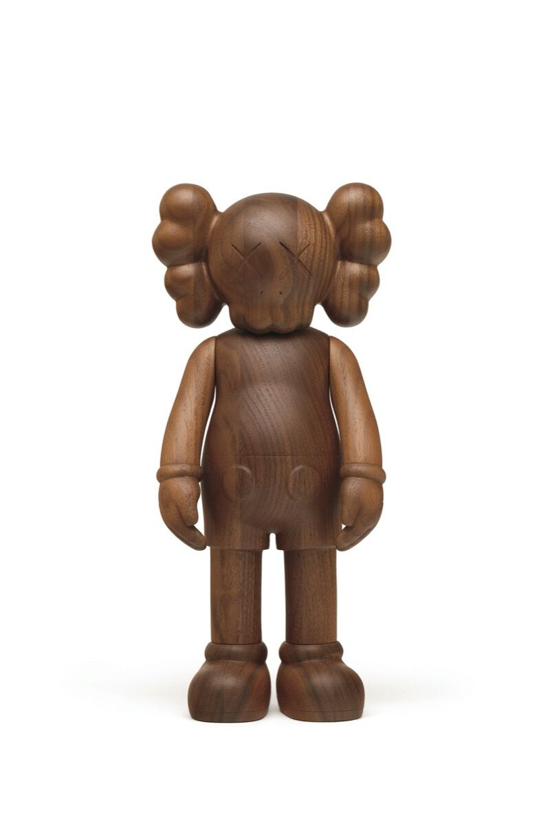 KAWS, Companion (Karimoku), 2011. Courtesy of Phillips.
