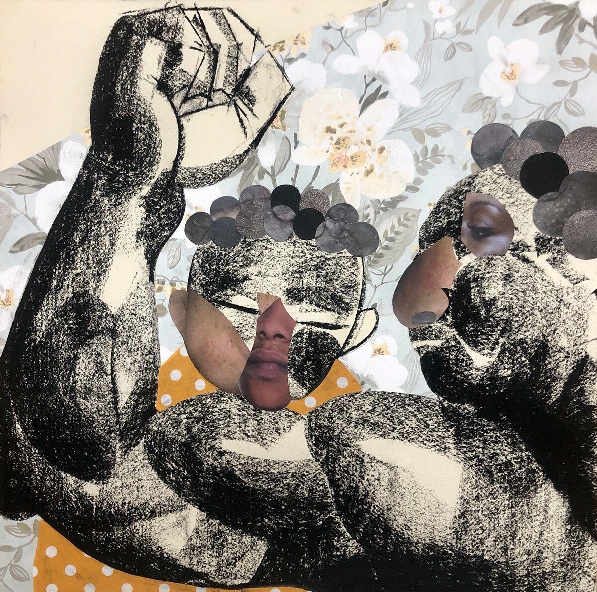 Clotilde Jiménez, The Family Tradition, 2020. Courtesy of the artist and Mariane Ibrahim Gallery.