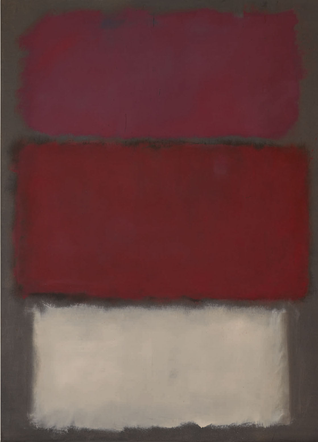 Mark Rothko, Untitled, 1960. Courtesy of Sotheby's.
