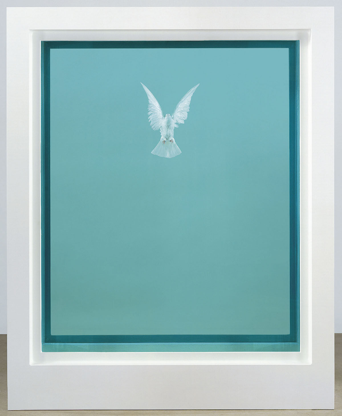 Damien Hirst, The Incomplete Truth, 2006. Sold for £911,250. Courtesy Christie's Images Limited 2019.