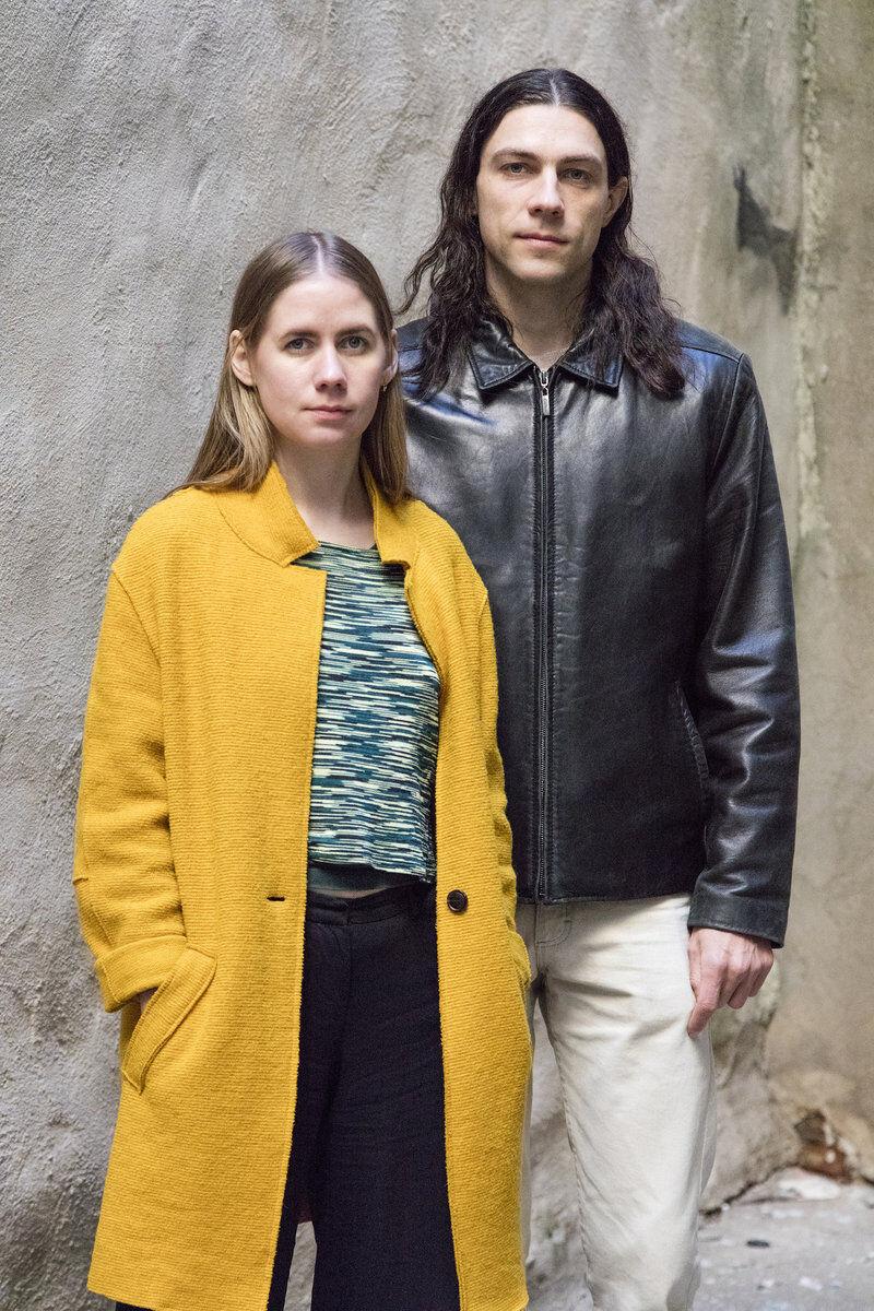Elyse Derosia and Eric Veit. Courtesy Bodega. Photography by Oto Gillen.