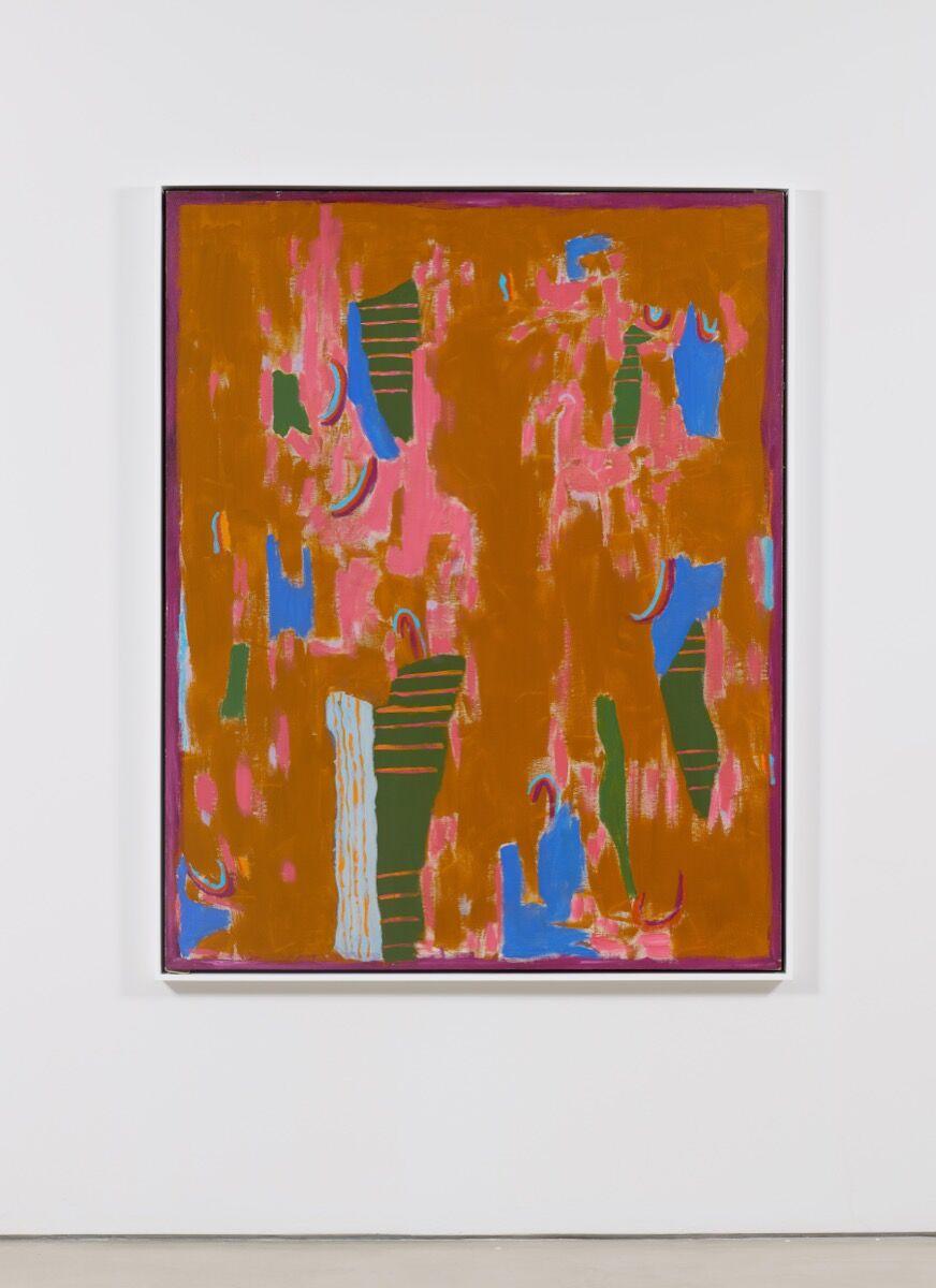 Betty Parsons, Journey, 1975. Courtesy of Alexander Gray Associates. © Betty Parsons Foundation.