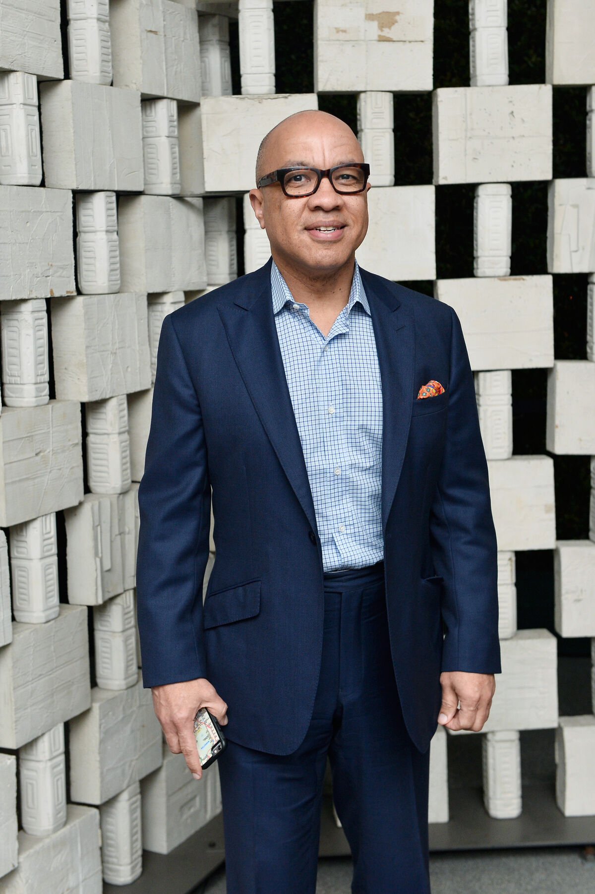 Darren Walker, president of the Ford Foundation. Photo by Stefanie Keenan via Getty Images for Hammer Museum.