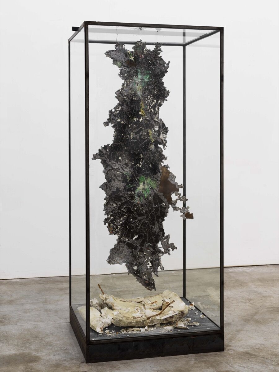 Anselm Kiefer, Emanation (Emanation), 2016. © Anselm Kiefer. Photo by Georges Poncet. Courtesy of the Barnes Foundation.