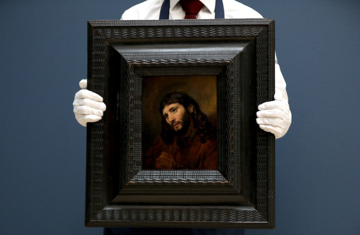 The Louvre Abu Dhabi acquired a $12 million Rembrandt painting