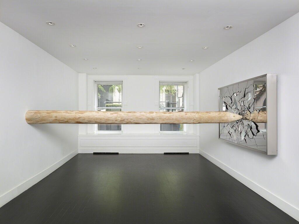 "Installation view of""Li Hui: Ksana"" at Sandra Gering Inc, courtesy of Sandra Gering Inc."