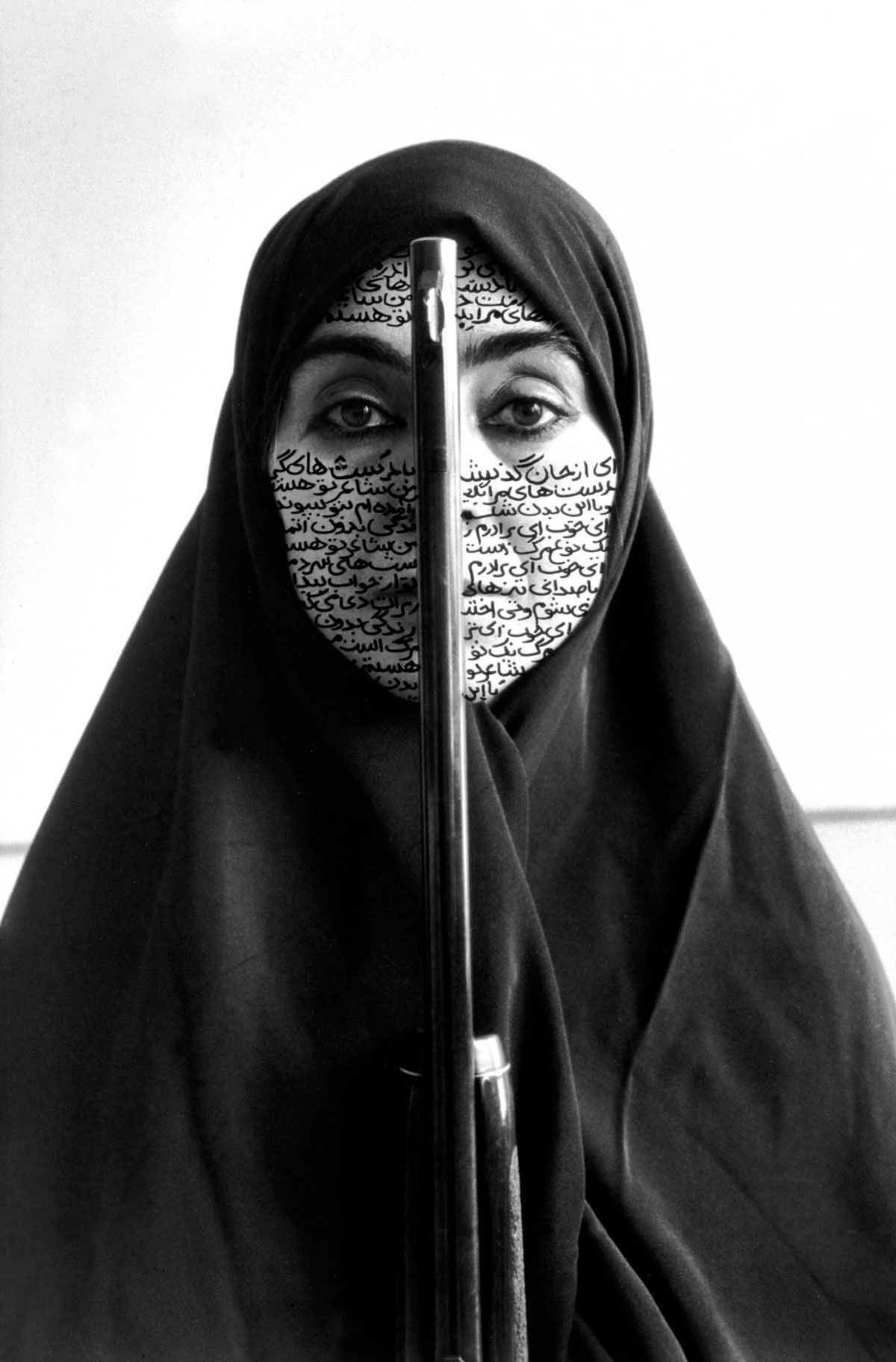 Shirin Neshat, Rebellious Silence, 1994. © Shirin Neshat. Photo by Cynthia Preston. Courtesy of the artist and Gladstone Gallery, New York and Brussels.