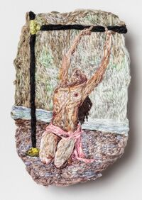 7df0d9a44 11 Artists Using Embroidery in Radical Ways - Artsy
