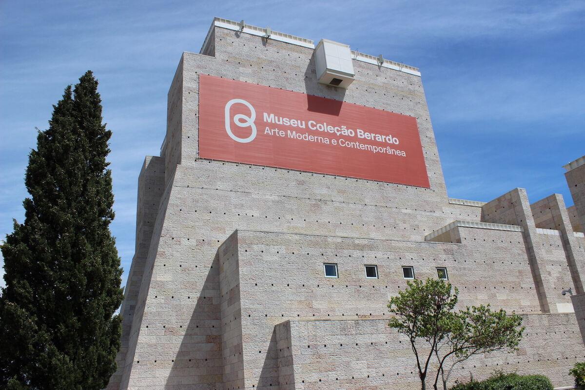 The Museu Coleção Berardo in Lisbon. Photo by Metro Centric, via Wikimedia Commons.