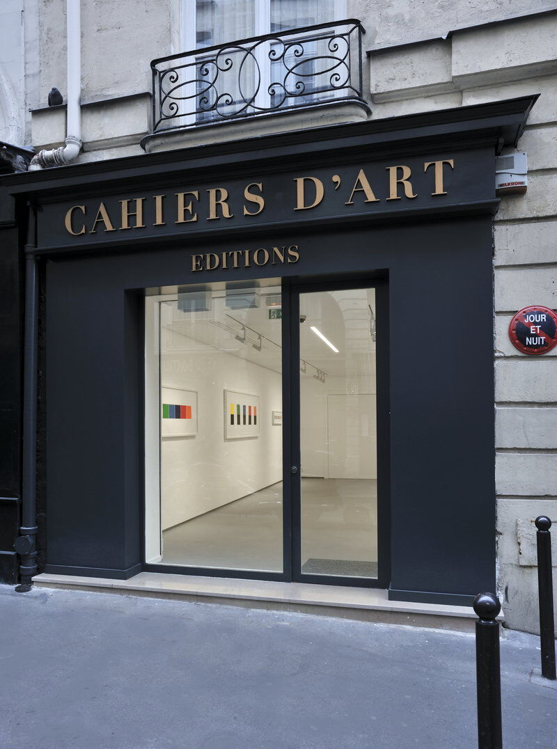 Cahiers d'Art Editions, 15 Rue du Dragon, Paris. Courtesy Cahiers d'Art.