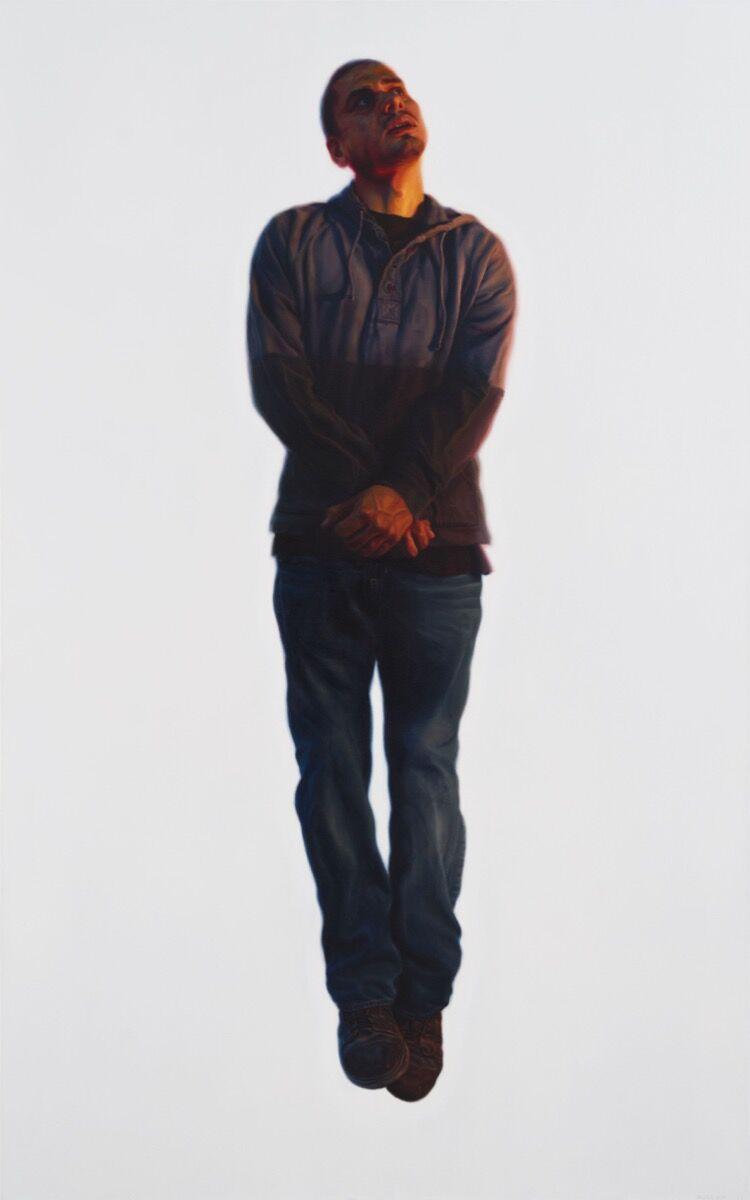 """Vincent Valdez, Untitled, from the series """"The Strangest Fruit,"""" 2013. © Vincent Valdez. Courtesy of the Blanton Museum of Art."""