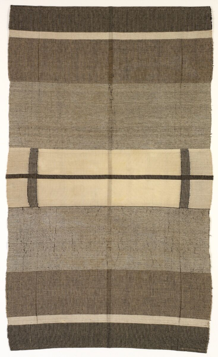 Anni Albers, Wallhanging, 1924. © 2019 The Josef and Anni Albers Foundation / Artists Rights Society (ARS), New York. Courtesy of The Josef and Anni Albers Foundation and David Zwirner.