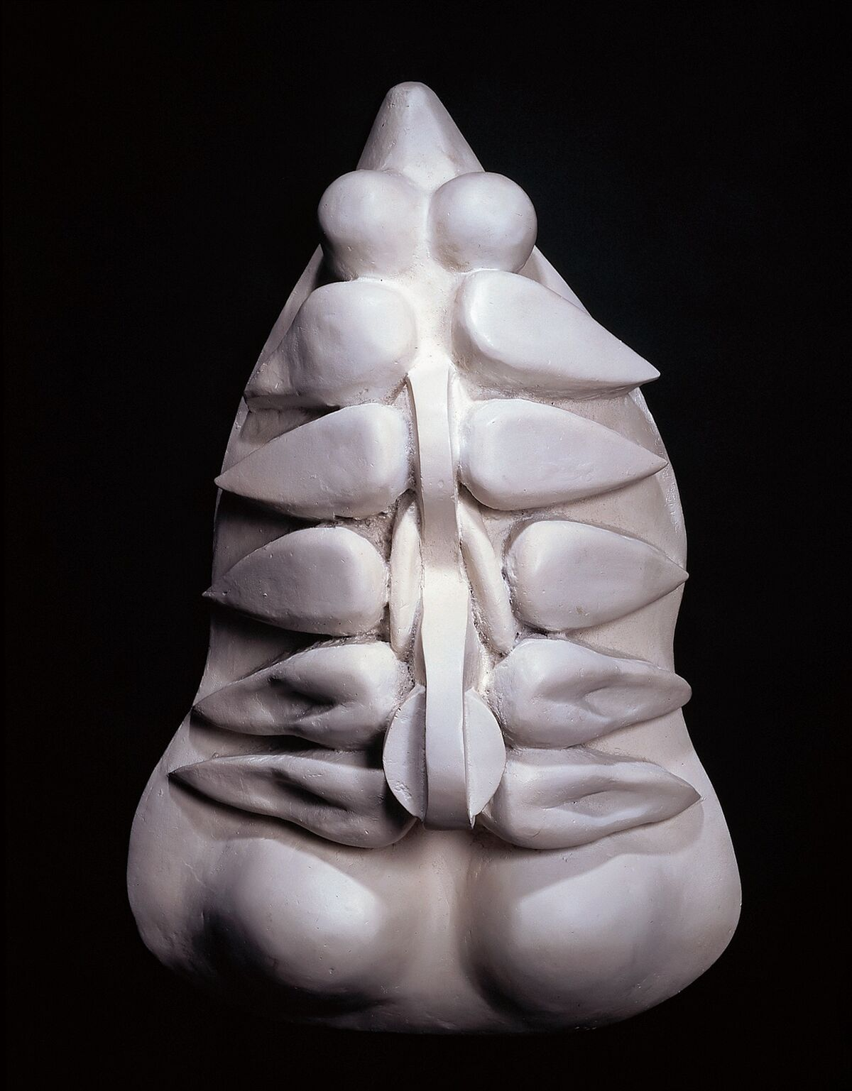 Louise Bourgeois, Torso, Self Portrait, 1963. © 2019 The Easton Foundation / Licensed by VAGA at Artists Rights Society (ARS), NY. Courtesy of The Berardo Collection Museum, Lisbon.