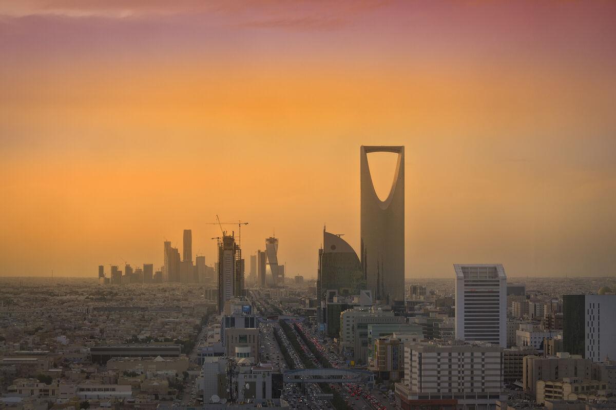 Riyadh. Photo by B.alotaby, via Flickr.