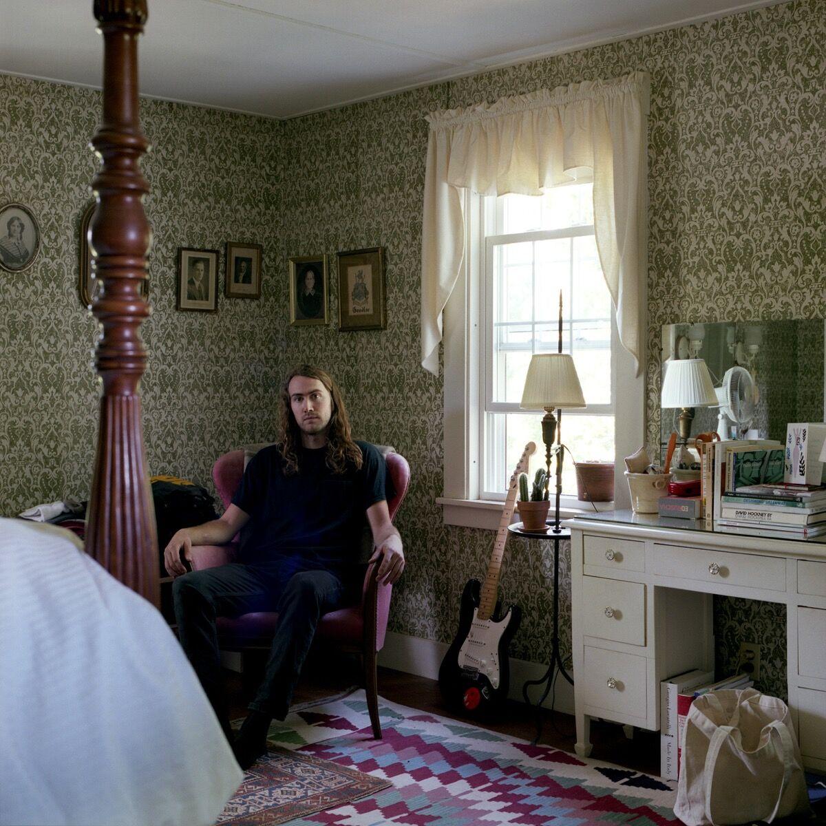 Tanja Hollander, James Pettengill, Hinsdale, New Hampshire, 2014. Courtesy of Tanja Hollander and MASS MoCA.