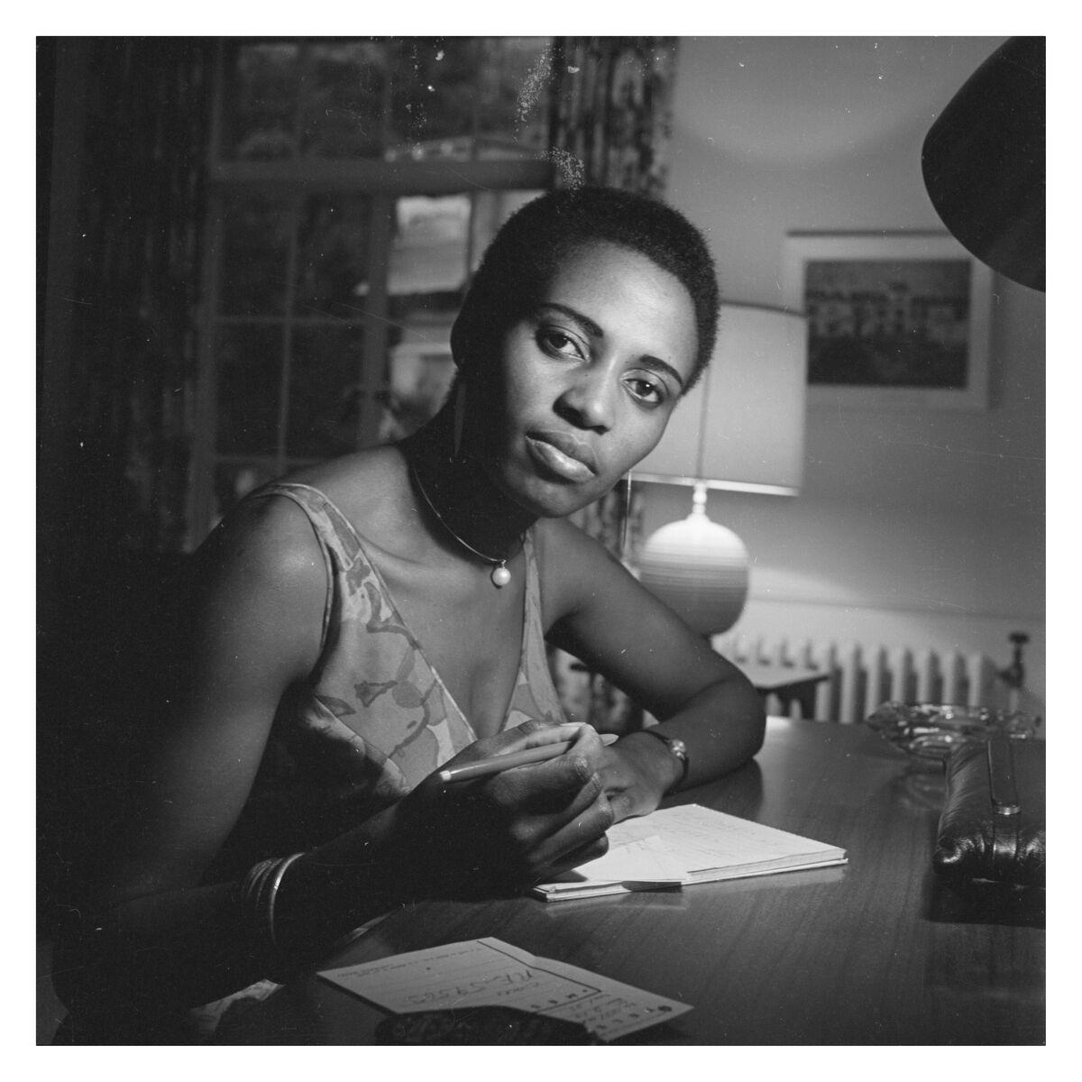 Priya Ramrakha, Miriam Makeba, c. 1963. © Priya Ramrakha. Courtesy of Kehrer.