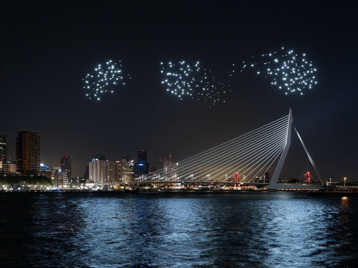 DRIFT, Franchise Freedom, 2017, Rotterdam, 2020 Photo by Ossip van Duivenbode. Courtesy of DRIFT.