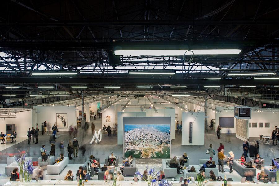 Photo of The Armory Show 2015by Christophe Tedjasukmana for Artsy.