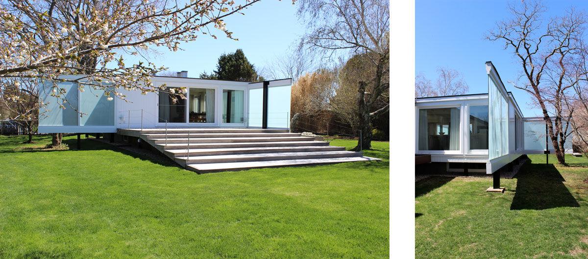 Photos of Pinwheel House courtesyof Gwendolyn Horton.