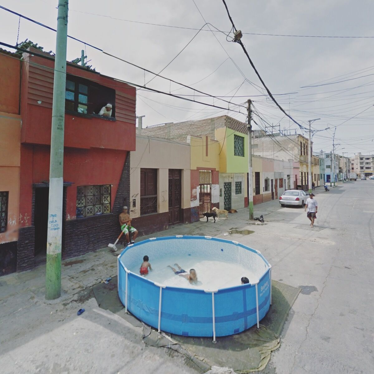 Callao District, Callao Region, Peru. Photograph by Jacqui Kenny via Google Street View.