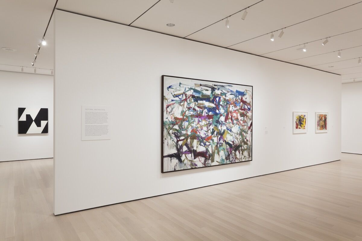 New Moma Show Unearths Female Abstractionists That Have