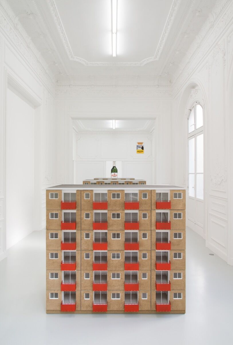 Pentti Monkkonen, V.S.O.P, 2017. Courtesy of High Art.