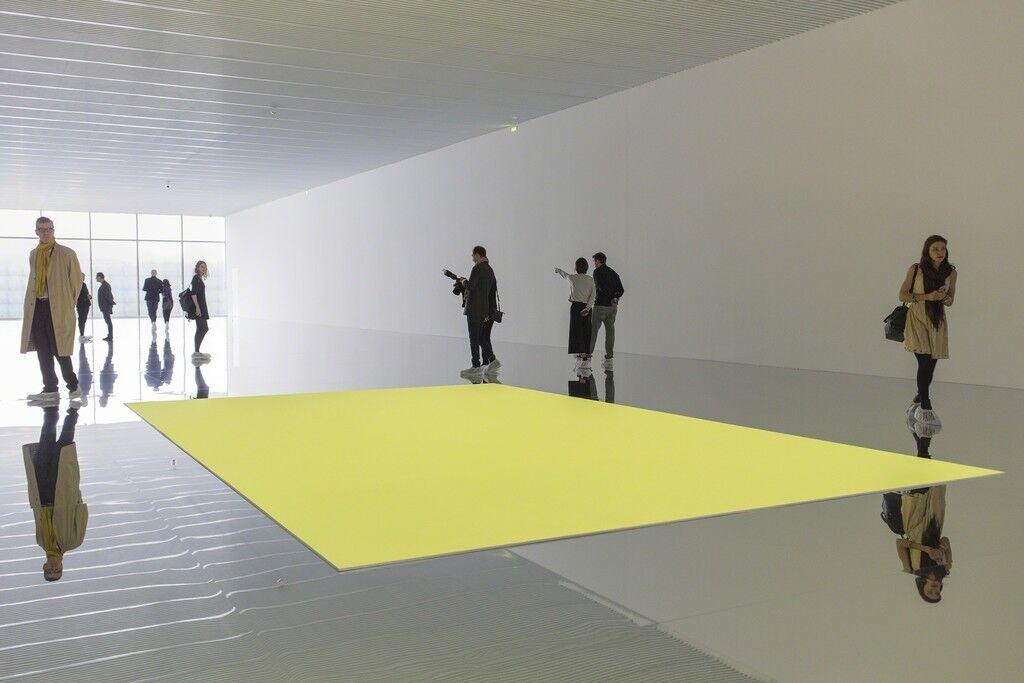 Kimsooja - To Breathe Courtesy of Centre Pompidou-Metz, Institut français/Année France Corée, Kukje Gallery, and Kimsooja Studio.