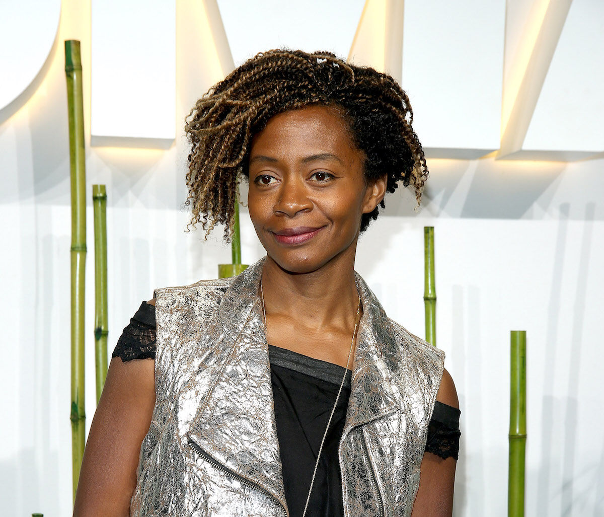 Kara Walker at the Museum of Modern Art Party In The Garden in 2015. Photo by Paul Zimmerman/WireImage.