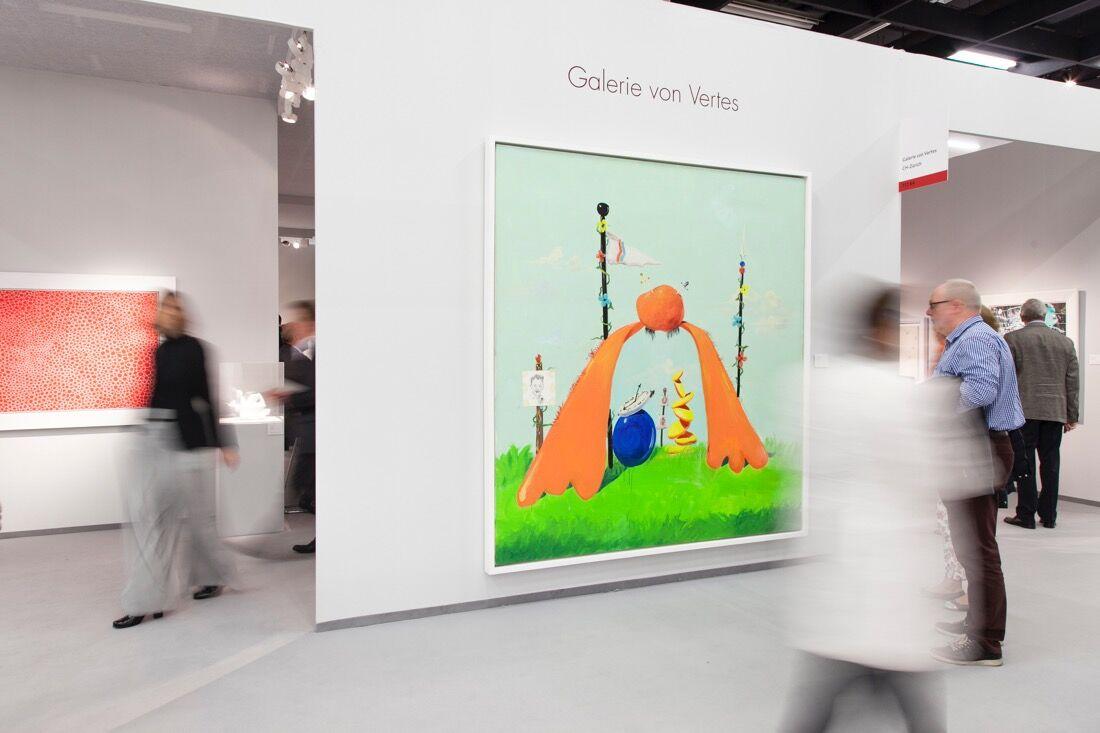 Galerie von Vertesat Art Cologne 2015. Photo: © Koelnmesse.