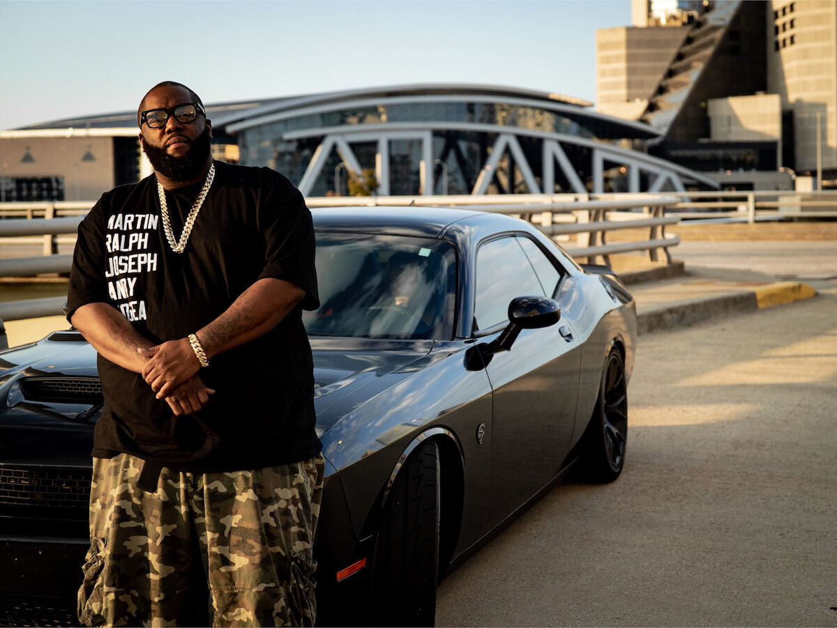 Michael Render, better known as Killer Mike, is one of four new members of the High Museum of Art's board of directors. Photo courtesy the High Museum of Art.