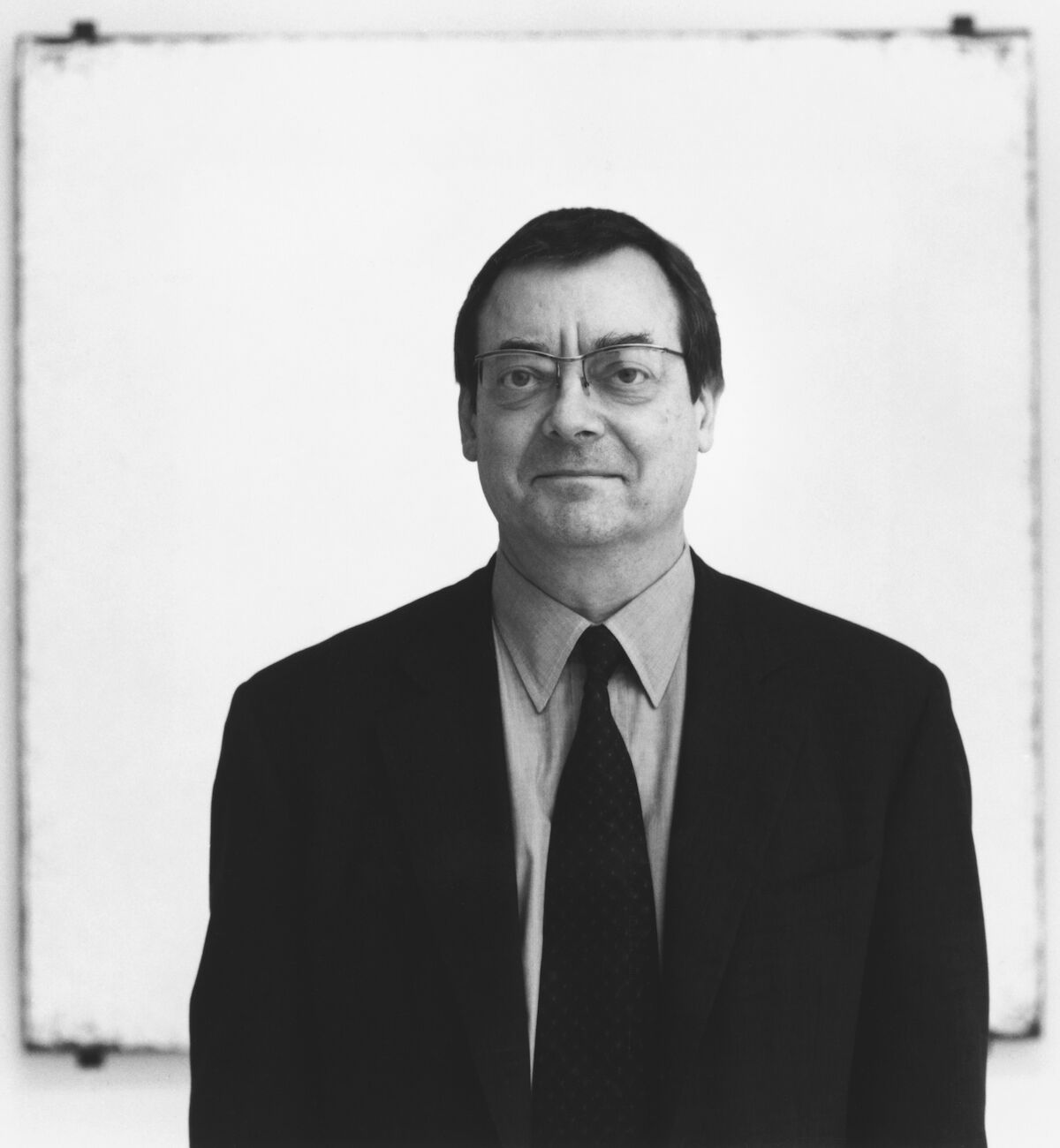 Robert Ryman, courtesy Pace Gallery.