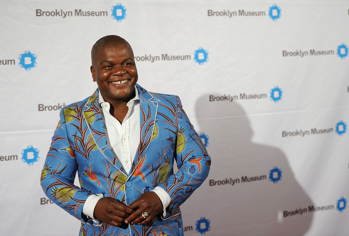 Kehinde Wiley. Photo by y Andrew Toth/Getty Images.