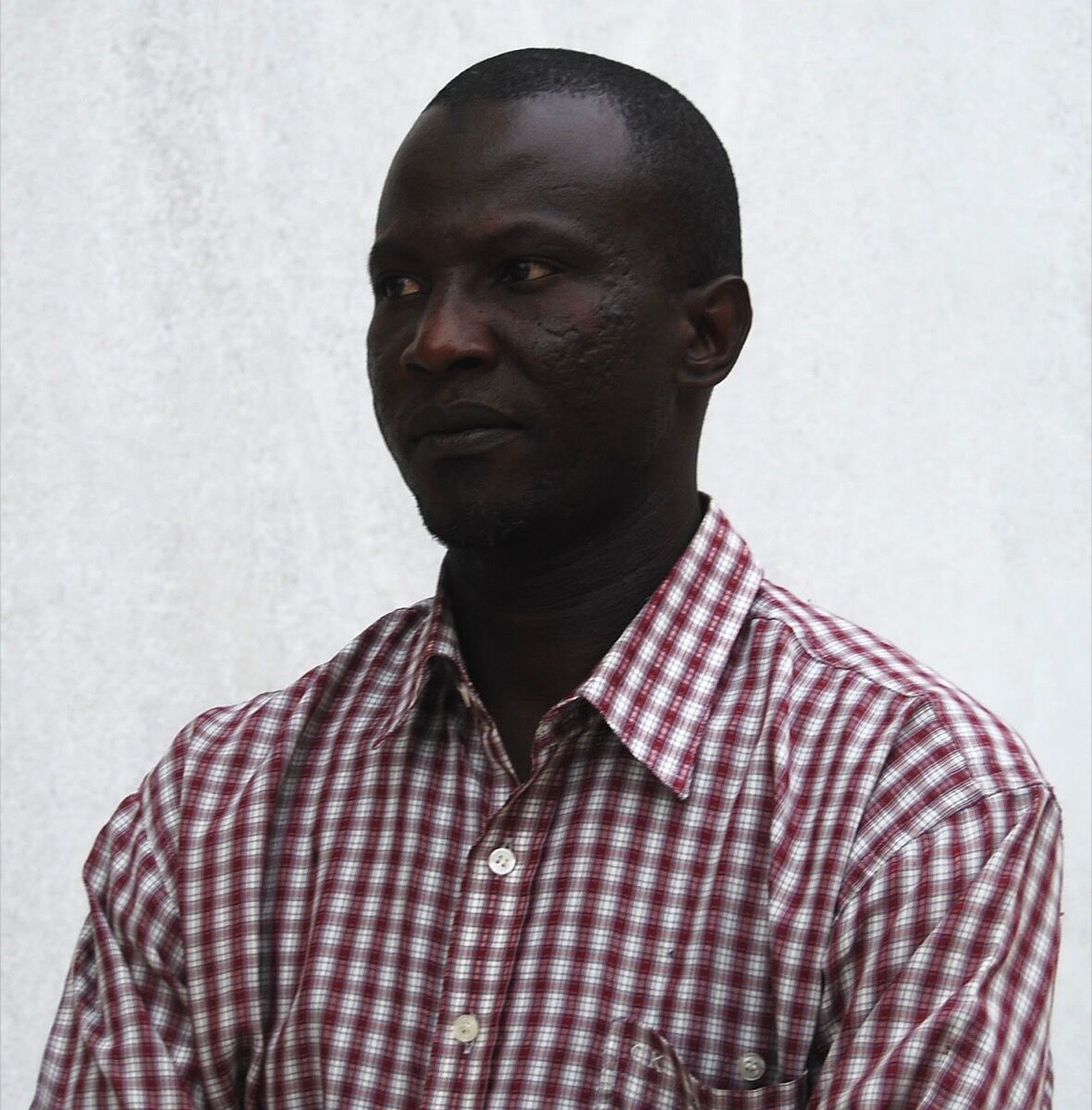 Portrait of Kassou Seydou. Courtesy of Galerie Cécile Fakhoury.