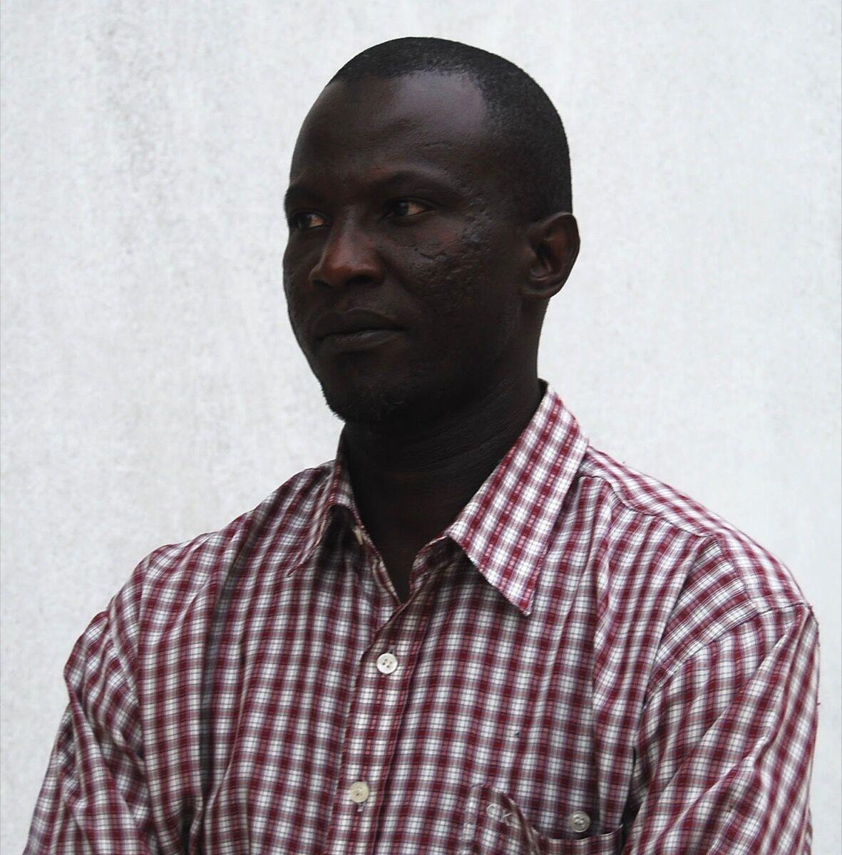 Portrait of Kassou Seydou. Courtesy of Galerie Cécile Fakhoury.
