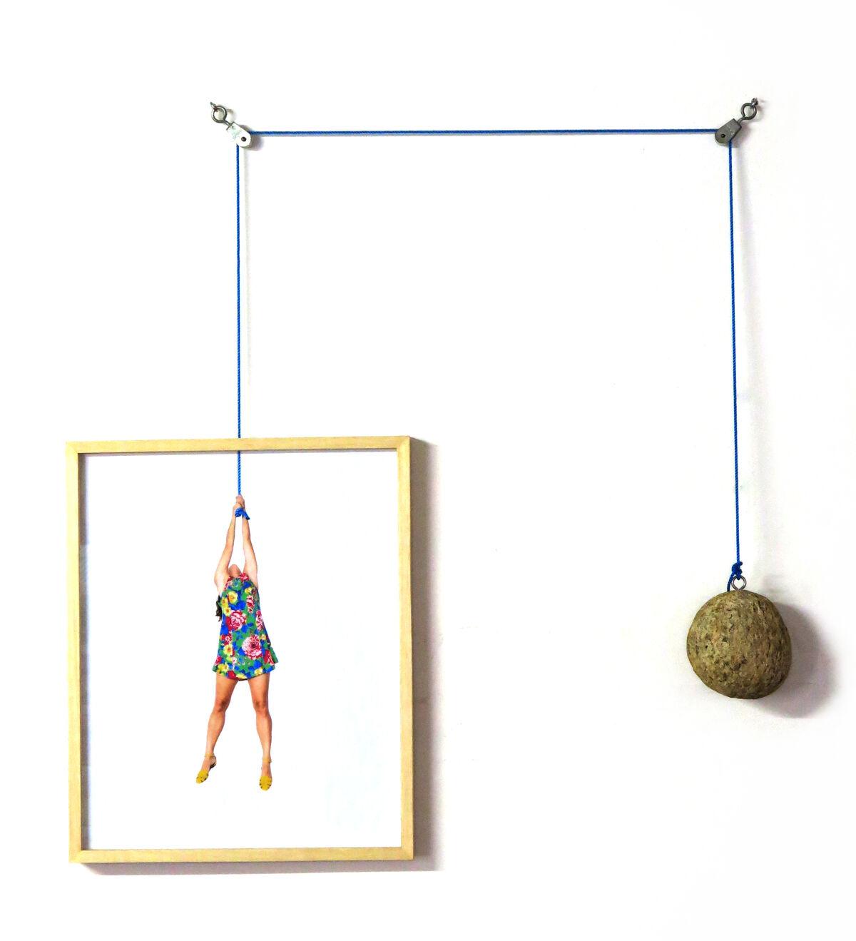 Celina Portella. Courtesy of Galeria Inox Arte Contemporanea.