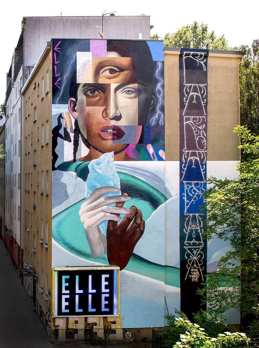 ELLE x PARADOX, BERLINA, 2018. Photo by Nika Kran. Courtesy of the artist.