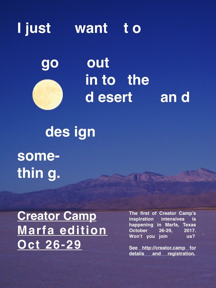 Courtesy of Creator Camp.