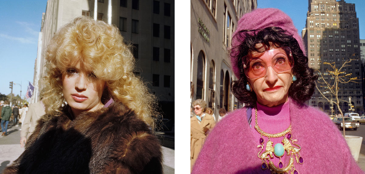 Photographs from Charles H. Traub, Lunchtime, 2015. Courtesy of the artist.