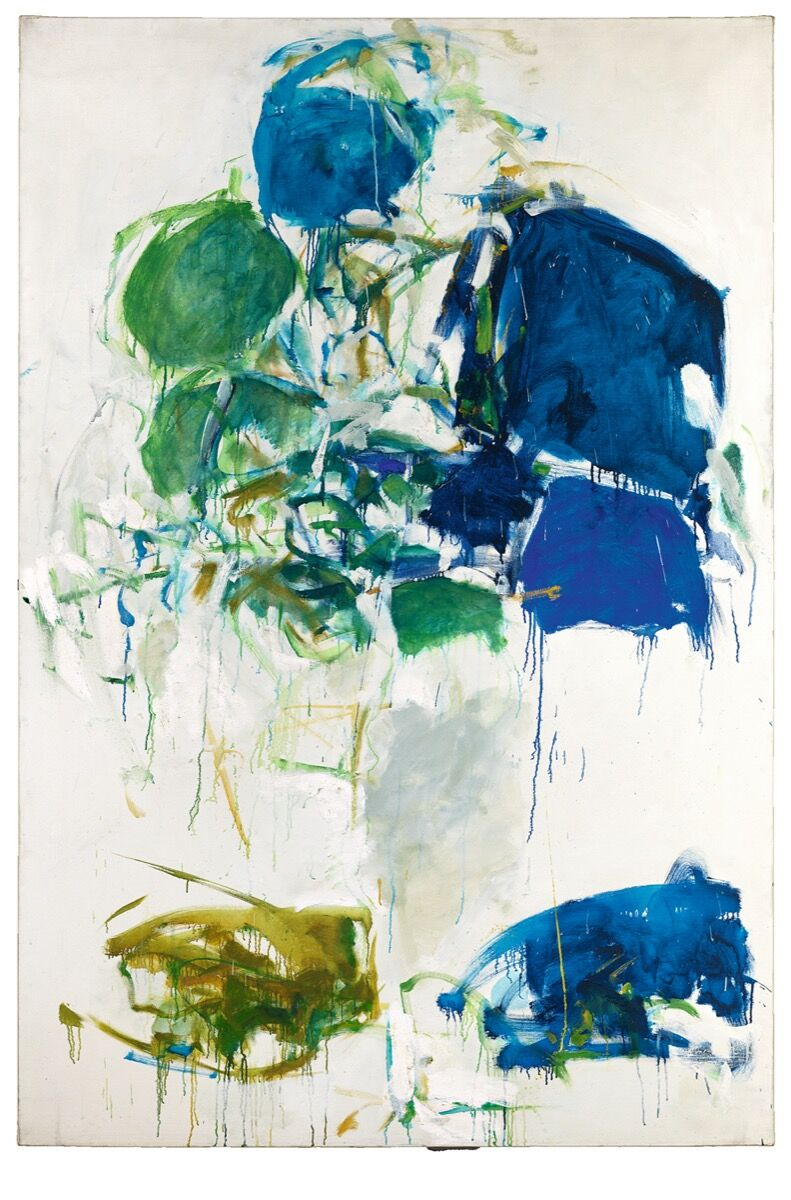 Joan Mitchell, Vétheuil, 1967-68. © Estate of Joan Mitchell. Courtesy of Baltimore Museum of Art.