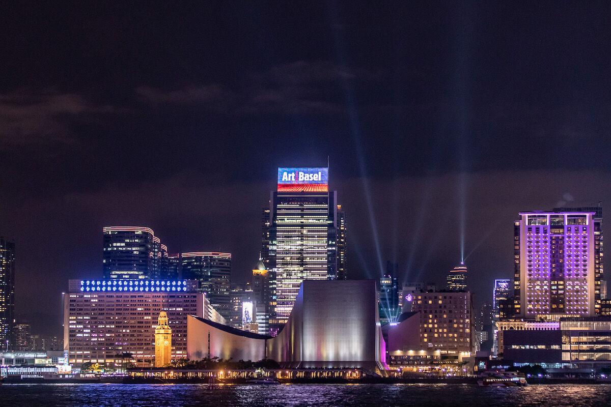 Art Basel in Hong Kong, 2019. Photo © Art Basel.