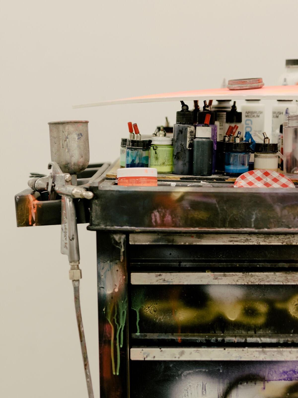 Julie Mehretu Paints to Make Sense of a Violent, Chaotic World - Artsy