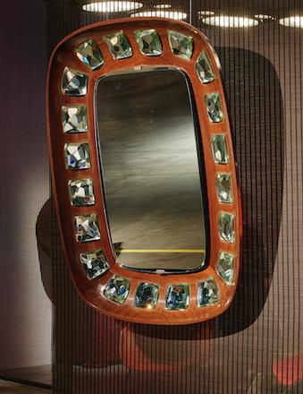 Mirror Mod 2045, Max Ingrand, 1960. Gate 5 Gallery