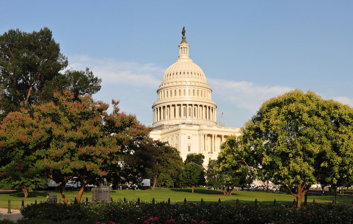 The U.S. Capitol. Photo by Ralf Roletschek, via Wikimedia Commons.