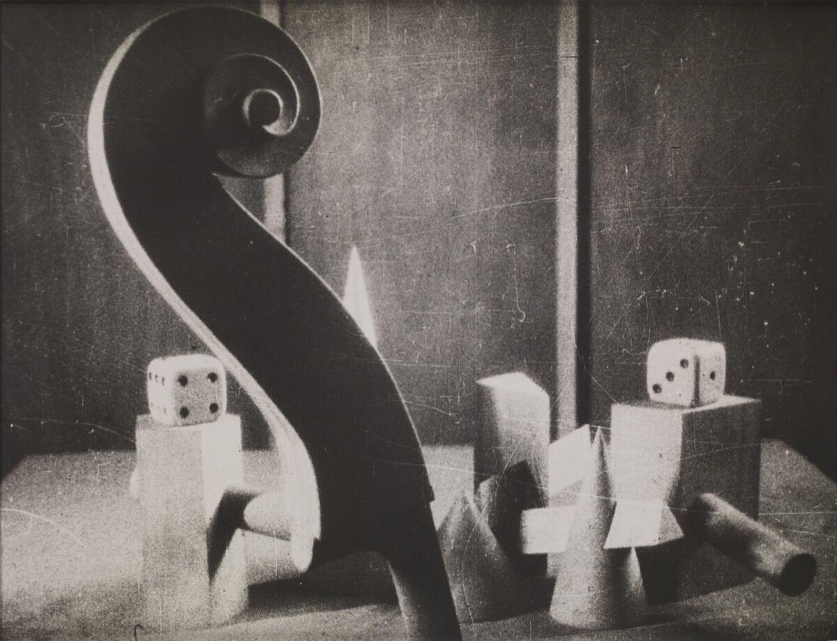 Man Ray, Film still from Emak Bakia, 1926. © May Ray Trust/Artists Rights Society (ARS), New York/ADAGP, Paris 2019. Courtesy of Gagosian.