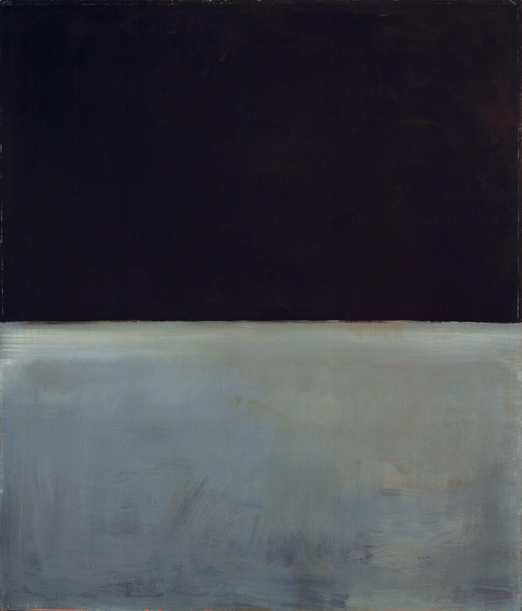 Mark Rothko, Untitled, 1969. © 1998 Kate Rothko Prizel & Christopher Rothko / Bildrecht, Vienna, 2019.