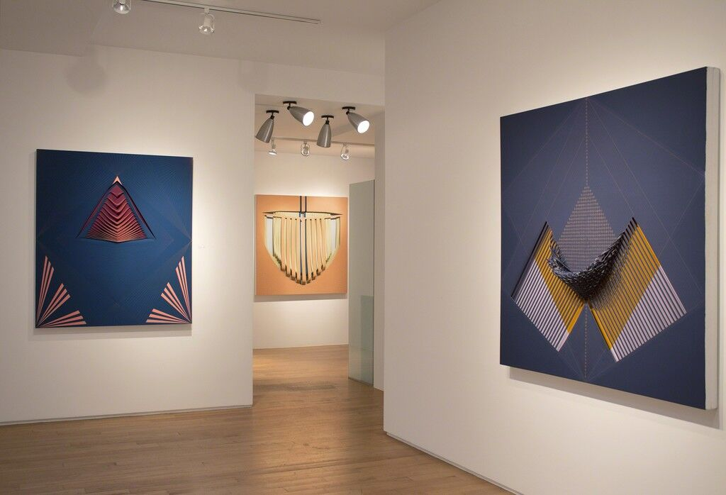 Installation View, Bilateral Dissections, Praxis Gallery. Courtesy Praxis Gallery.