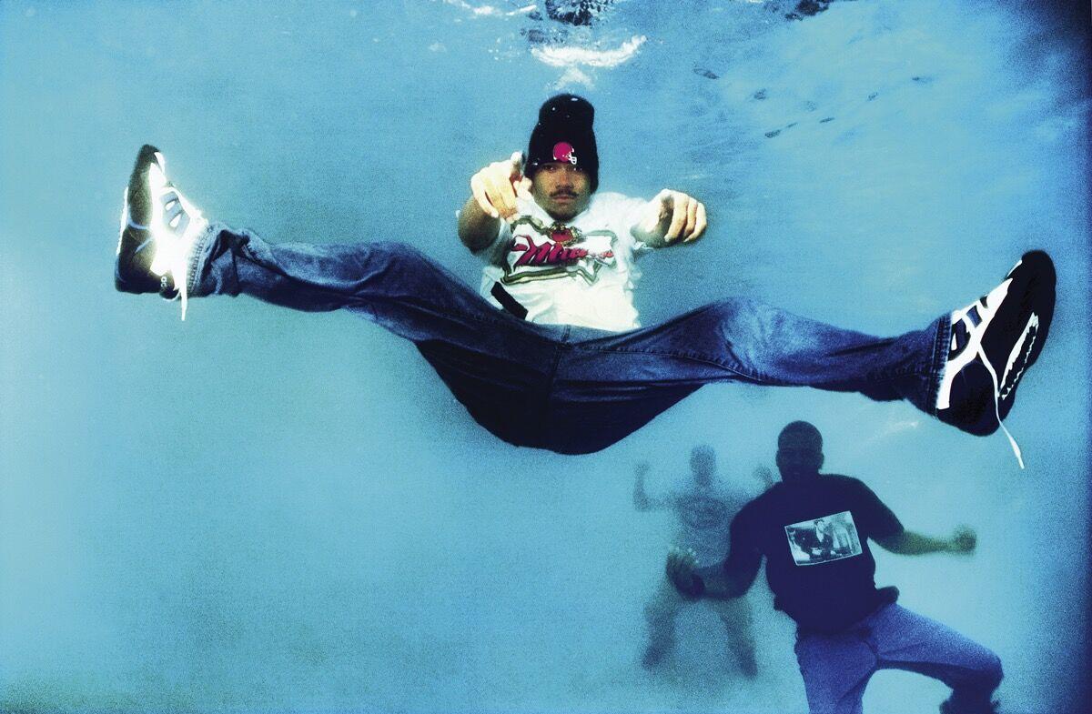 Michael Miller, Tha Alkaholiks, Wet Brain, Los Angeles, 1993. Image courtesy of the artist (@MikeMillerPhoto).